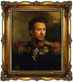 Celebrities+Star+In+19th-Century+Military+Portraits