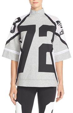 adidas Originals Basketball Sweatshirt available at #Nordstrom
