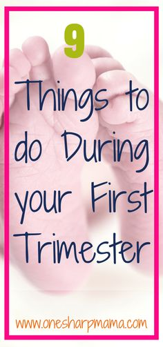 You're PREGNANT! Congrats on becoming #pregnant. Now is the time to #educate yourself on what you should be doing in your #firsttrimester of pregnancy. Find out what to do in between bouts of morning sickness. We have put together this fantastic #todolist for you. #pregnancyishard #momlife #mamatobe #whattodo #whattoexpect what to expect when you are expecting!