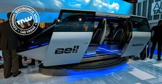Flying taxis come to CES but you need VR to feel the vertigo