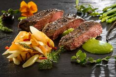 Steak, Brunch, Food And Drink, Dinner, Cooking, Asparagus, Filet Of Beef, Dinner Ideas, Beef