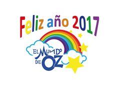 """El equipo de """"El mundo de Oz"""" os desea un feliz año nuevo 2017."""