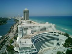 Eden Roc Hotel, Miami, Fl