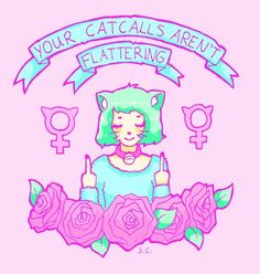 Feminist art and quotes www.shopstaywild.com