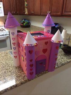 Schön Lilyu0027s Princess Castle Valentineu0027s Day Box