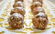 Carrot Cake Balls {Recipe Redux}