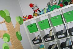 Early Childhood Scribbles: Setting Up a Classroom Library for Preschoolers