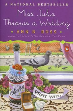 Miss Julia Throws a Wedding by Ann B. Ross http://www.amazon.com/dp/0142002712/ref=cm_sw_r_pi_dp_KjGvvb1QYP04R