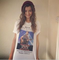 I love you @Eleanor Calder!!! You're so gorgeous! I mean drop dead gorgeous!!! I love you, stay beautiful!-Jesenia :)