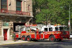 firehouse - Ladder 17 FDNY