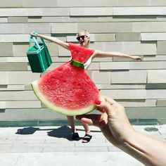 Summer got us like Juice-y Couture!! Obsessing over this #watermelondress! We want to see your dress creation. Post your pic using # by 5pm CST this Sunday 7/9/17 and well choose 5 random winners to get a $50 Whole Foods Market gift card. Watch our IG story for more info. Must be 18yrs and a US resident. Instagram is not affiliated with this sweeps. #summer #fashion #contest Whats your fave way to use #watermelon? Watermelon Dress, Best Weight Loss Foods, Fashion Photography, Photography Magazine, Editorial Photography, Whole Foods Market, Fashion Models, Fashion Tips, Photo Effects