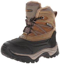 Amazon.com: Hi-Tec Snow Peak 200 WP JR Winter Boot (Toddler/Little Kid/Big Kid): Shoes Special Offers and Product Promotions Size: 11 M US Little Kid   Color: Tan/Black 25% Off Shoes & Handbags Enter code HOLIDAY25 at checkout. 57,87