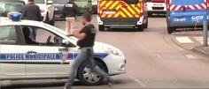Geiseldrama in französischer Kirche: Pfarrer stirbt, Polizei erschießt Täter