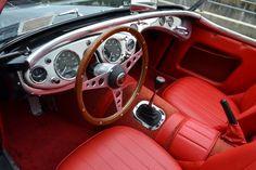 300% More Power: 1955 Austin Healey 100 V8 Custom