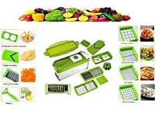 Vegetable Multi Nicer Fruit Dicer Slicer KitchenTool Food Peeler Cutter Chopper  #Unbranded