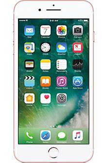 Apple® iPhone® 7 Plus 256GB in Rose Gold