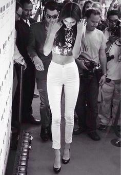 Kendall Jenner #Kendall_Jenner #Fashion #Women_Style