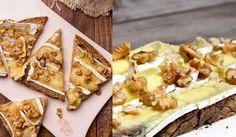 Tartine de Queijo Brie da Le Pain Quotidien (Foto: Divulgação)