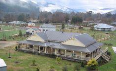 Image result for harkaway homes pavilion courtyard