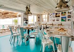 Take Inspiration For Your Beach Style Home From The Surf Lodge In Hamptons