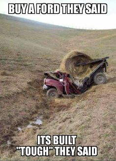 Get a heavy horse, you will have a friend for life. Funny Truck Quotes, Truck Memes, Funny Car Memes, Crazy Funny Memes, Really Funny Memes, Funny Relatable Memes, Haha Funny, Hilarious, Truck Humor