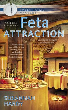 Special Guest - Susannah Hardy - Author of Feta Attraction - Giveaway too! I am excited to welcome Susannah Hardy to Escape With Dollycas! Her new A Greek to Me Mystery Series is off to an excellent start! Mystery Novels, Mystery Series, Mystery Thriller, Murder Mysteries, Cozy Mysteries, The Bo, Greek Restaurants, Special Guest, So Little Time