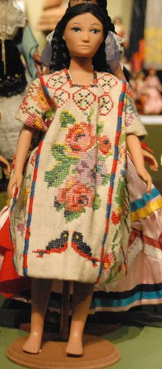 Chinanteca Doll Mexico | Flickr - Photo Sharing!