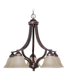 Portia 5 Light Chandelier