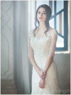 한 번 보면 사랑에 빠질 수밖에 없는 아름다운 웨딩드레스, 본느마리에 1