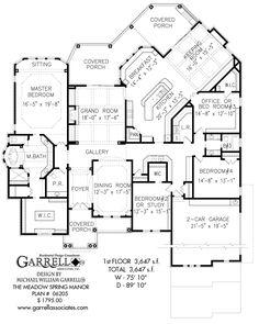 floor plan of the manor house chicago floor plans pinterest