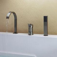 Best Robinet Bain Images On Pinterest Bathtub Faucets Antique - Robinet de baignoire avec douchette