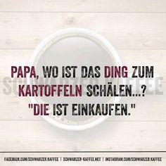 DAS DING - SCHWARZER-KAFFEE