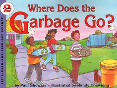 Great hands-on activity to accompany the book, Where Does the Garbage Go. FREEBIE from Classroom Magic