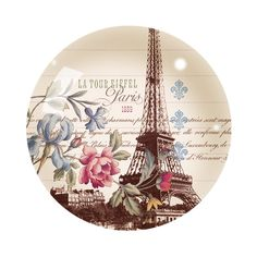 La Tour Eiffel Glass Paperweight by Fringe Studio Paris Vintage, Romantic Paris, Bottle Cap Crafts, Bottle Caps, Paris Images, Decoupage Vintage, Paris Ville, Bottle Cap Images, Glass Paperweights