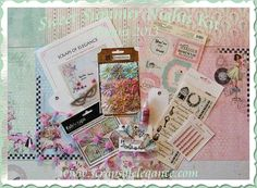 Scraps of Darkness and Scraps of Elegance: The August kit is here!