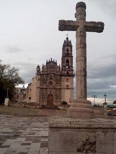 TEPOTZOTLAN, PUEBLO MAGICO