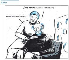 #Humor EL ROTO en @el_pais S‡bado , 07 Mayo - 2016