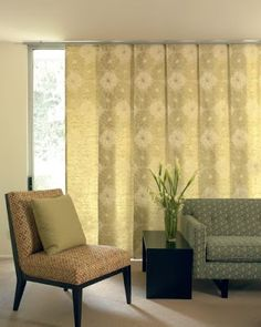 Designing Home: 5 Window Treatments for Patio Doors