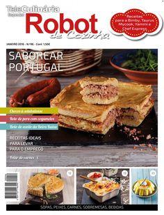TeleCulinária Robot de Cozinha Nº 96 - Janeiro 2016