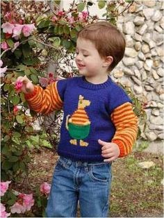 Craft Passions  Toddlers kangaroo sweater  Free  Knitting pattern link here Knitting  Patterns Free 26e072a74c64