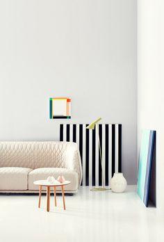 Canvas + Art. Scandinavian Deko DIY