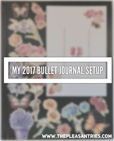 """Why Bullet Journal? For the past two years in a row, I've used the moleskin pocket planner. Its a little agenda with preset dates and calendars with only a few """"extra"""" pages for my random lists. I found myself stapling. 2017 Bullet Journal, Creating A Bullet Journal, Bullet Journals, Bujo, Things To Do When Bored, Budget Organization, Cool Books, Bullet Journal Inspiration, Journal Ideas"""