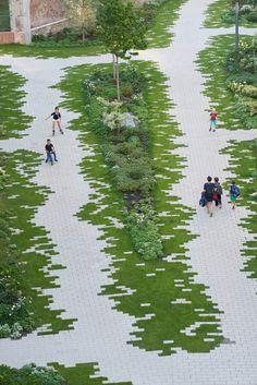 The Garden / Eike Becker Architekten / Chausseestraße 57, 10115 Berlin, Germany