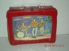 Shindig Vintage Lunch Box