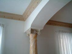 Interior Round Column