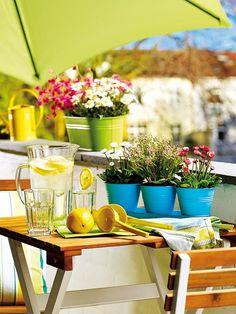 Ζήστε κάθε στιγμή στη βεράντα σας | SunnyDay