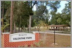 valentine park map