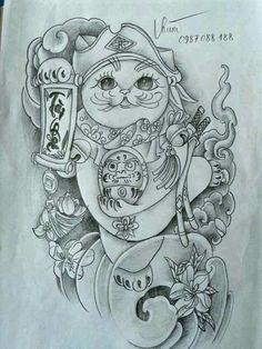 Japanese Drawings, Japanese Tattoo Art, Japanese Sleeve Tattoos, Roots Tattoo, 1 Tattoo, Tattoo Drawings, Asian Tattoos, Love Tattoos, Body Art Tattoos