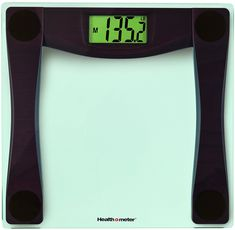 Health o Meter Glass Scale with Weight Tracking, HDM165DQ-37 ** Click on the image for additional details.