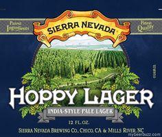 mybeerbuzz.com - Bringing Good Beers & Good People Together...: Sierra Nevada - Hoppy Lager & 11.5⁰ Plato Bottles